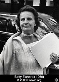 Betty Eisner